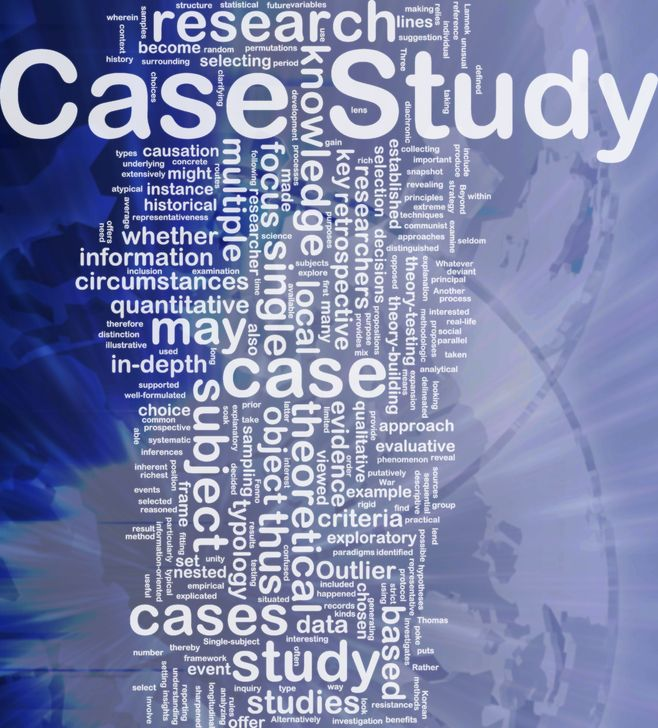 Purpose of a case study