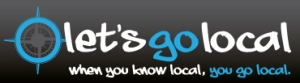 Lets Go Local logo