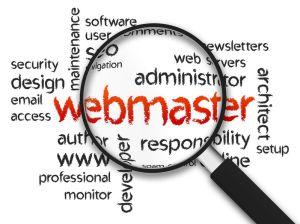 Webmaster 1